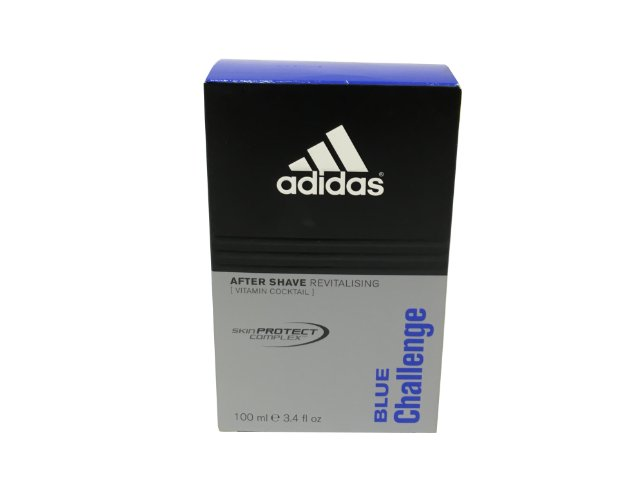 Adidas Blue Challenge Aftershave 100ml